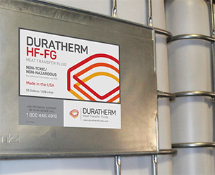 Silicon Based Heat Transfer Fluid | Duratherm S