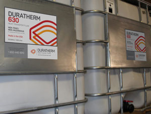 Image of Duratherm 630 product tanks